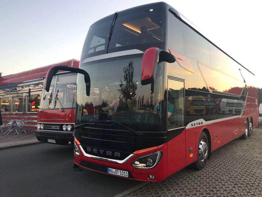 Obvb oldtimer bus verein berlin e v aktuelle for Depot aalen